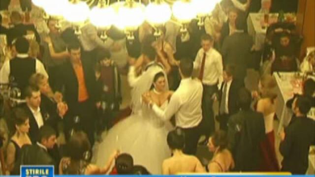 Nunta fiului primarului din Bixad
