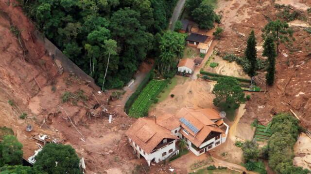 inundatii Brazilia