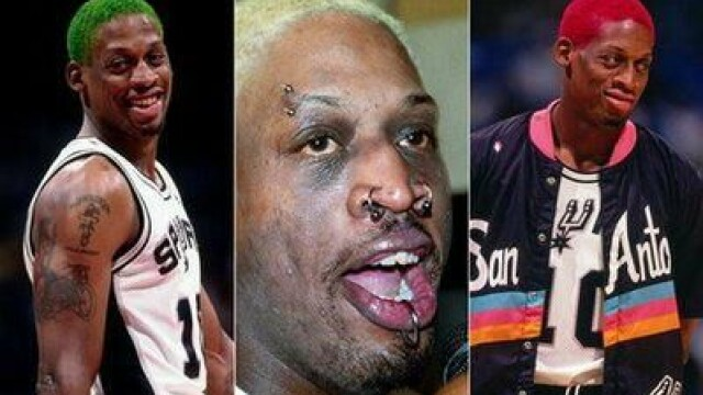 Foto: Ei au introdus moda in sport! Topul celor mai pestriti sportivi