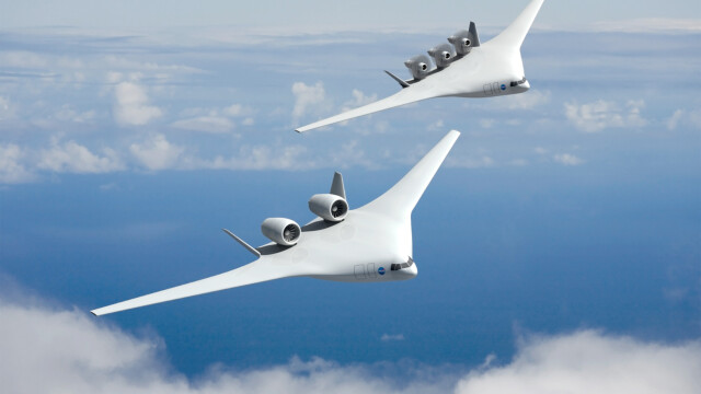 Boeing - proiect pentru 2025