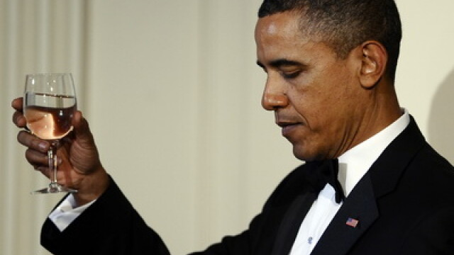 Barack Obama, toast