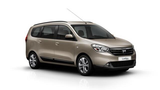 Dacia Lodgy, vedeta targului auto de la Geneva. Poate fi comandata de maine, in Romania. Vezi pret - Imaginea 3