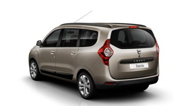 Dacia Lodgy, vedeta targului auto de la Geneva. Poate fi comandata de maine, in Romania. Vezi pret - Imaginea 2