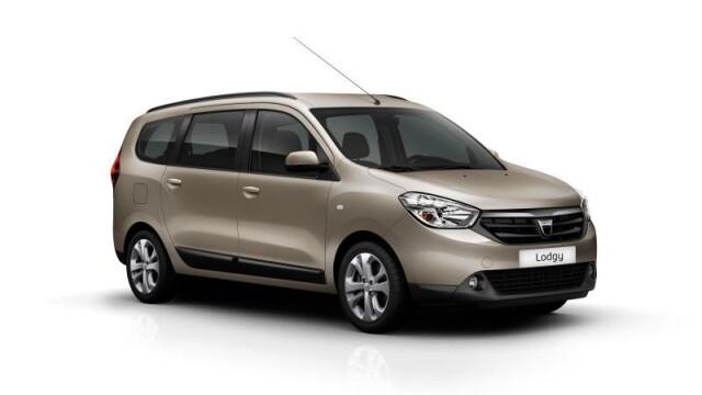 Dacia Lodgy, vedeta targului auto de la Geneva. Poate fi comandata de maine, in Romania. Vezi pret - Imaginea 1
