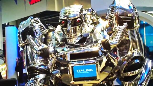 TP-LINK robot