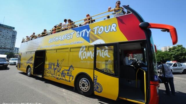 Autobuze turisti Bucuresti
