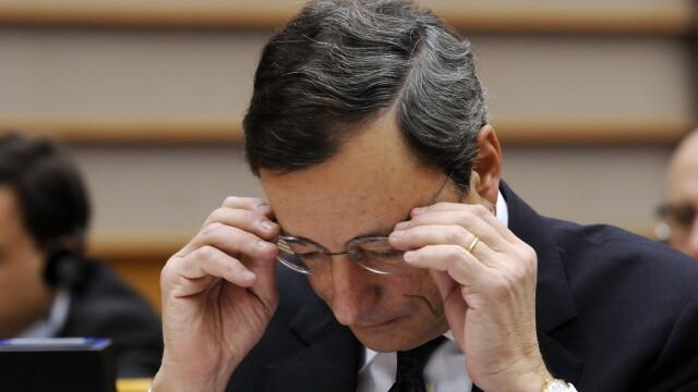 Presedintele BCE despre criza din Europa: Situatia este \
