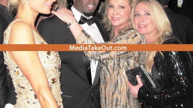 Scandal la Hollywood. Fotografia compromitatoare ce a fost surprinsa la o petrecere.Paris, implicata