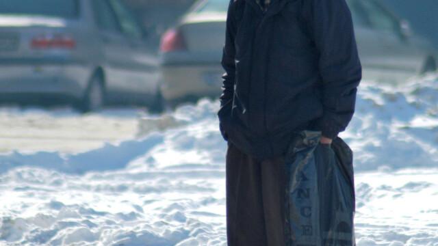 Romania, un tinut inghetat. Inca o persoana a pierit din cauza gerului naprasnic