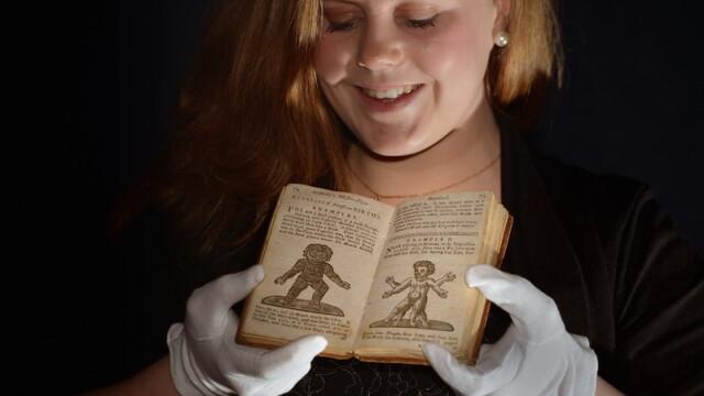 FOTO. Carte erotica din secolul al XVIII-lea, interzisa 200 de ani, va fi scoasa la licitatie - Imaginea 3