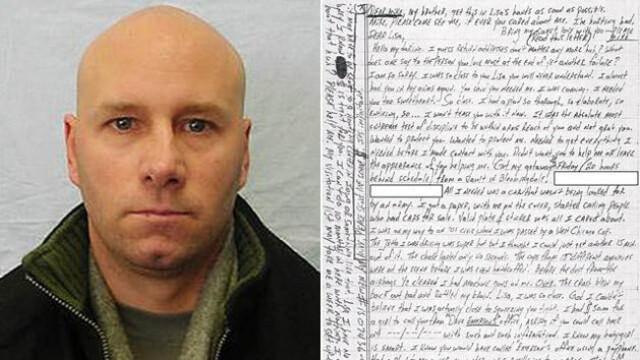 Scrisoarea de dragoste care l-a condamnat la inchisoare. Ce i-a dezvaluit iubitei lui