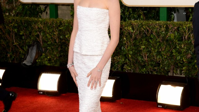 Diamante de 8 milioane de dolari si cele la frumoase rochii la Globurile de Aur. Galerie foto - Imaginea 1