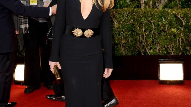 Diamante de 8 milioane de dolari si cele la frumoase rochii la Globurile de Aur. Galerie foto - Imaginea 2