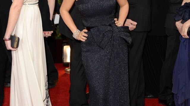 Diamante de 8 milioane de dolari si cele la frumoase rochii la Globurile de Aur. Galerie foto - Imaginea 6