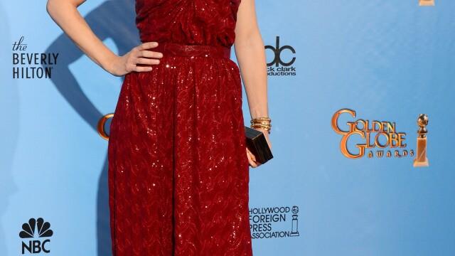 Diamante de 8 milioane de dolari si cele la frumoase rochii la Globurile de Aur. Galerie foto - Imaginea 8