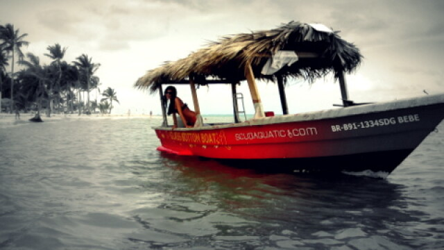 Corina Caragea a implinit 30 de ani la 30 de grade Celsius, in Republica Dominicana - Imaginea 1