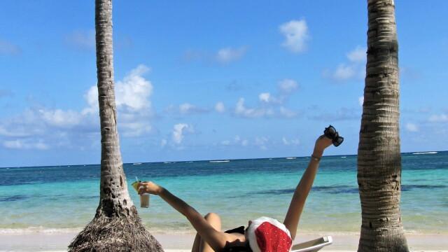 Corina Caragea a implinit 30 de ani la 30 de grade Celsius, in Republica Dominicana - Imaginea 2
