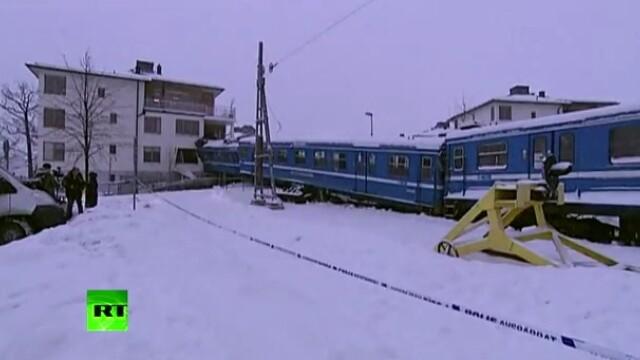 Tren Suedia
