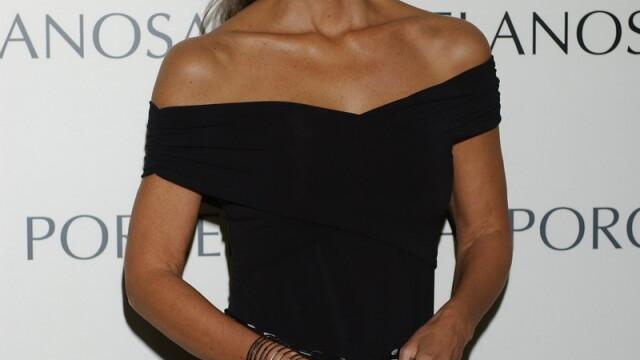Este mama unui celebru artist si una dintre cele mai frumoase femei din Spania, in ciuda varstei - Imaginea 5