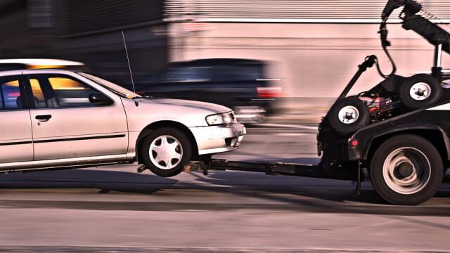Parcare in loc nepermis
