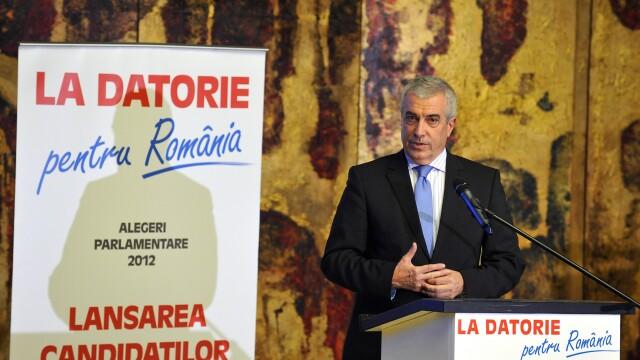 Tariceanu: I-am propus de doua ori lui Antonescu sa fie ministru, a refuzat. El nu m-a solicitat