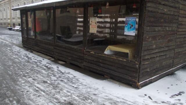 Mos Craciun s-a intors in Laponia, dar si-a uitat atelierul in centrul Timisoarei