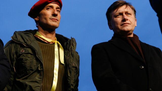 Radu Mazare si Crin Antonescu