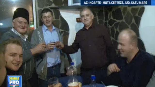 Satu Mare, petrecere, Sf Ion