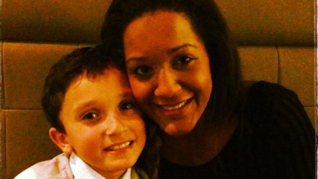 O femeie din Marea Britanie a slabit 44 de kilograme pentru a-si salva fiul de la moarte - Imaginea 3