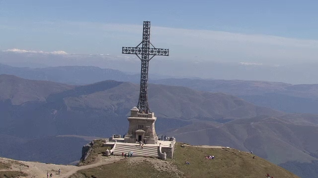 Crucea Caraiman, in Guiness Book. Adevarata fata a monumentului, devenit un risc pentru turisti - Imaginea 4