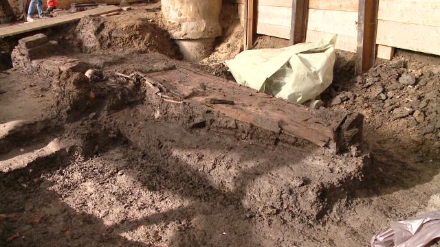 Descoperire istorica in centrul Timisoarei. Ce au gasit muncitorii cand au
