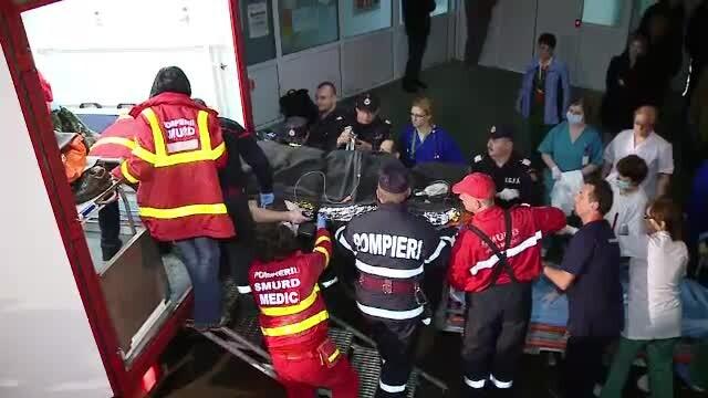 TRAGEDIA DIN APUSENI, LIVE UPDATE. Starea actualizata a ranitilor: copilotul nu a putut fi inca supus unei interventii - Imaginea 9