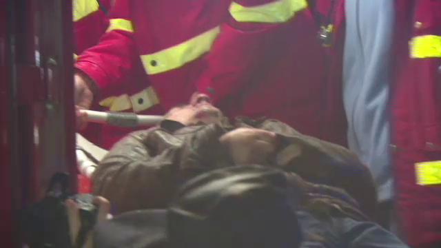 Filmul tragic al accidentului aviatic din Apuseni. 4 medici, tanara studenta si copilotul au petrecut 6 ore in bezna si frig - Imaginea 1