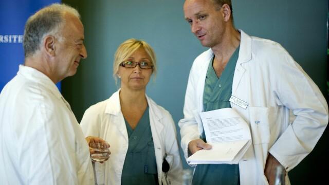Primul copil nascut dintr-un uter transplantat. Medicii suedezi spera la o premiera medicala revolutionara in acest an