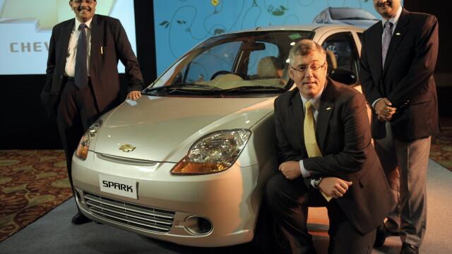 Seful celui mai mare mare producator auto din India \