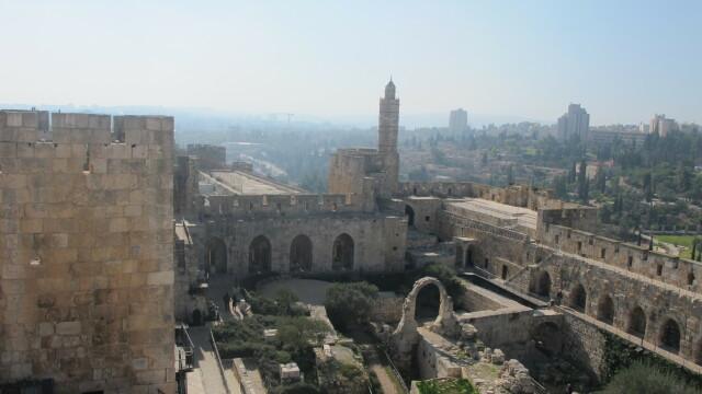 Palatul lui Irod, Ierusalim