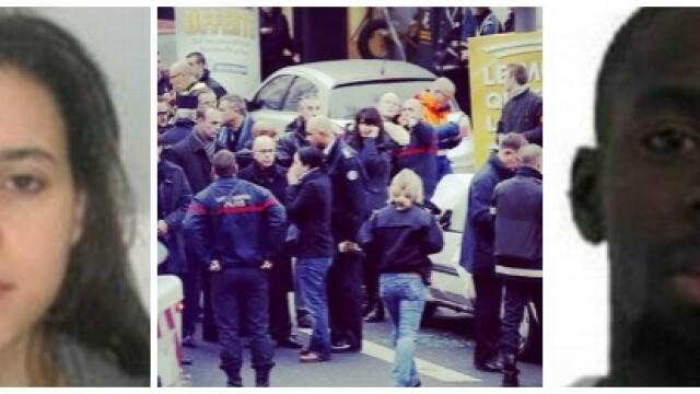 TRAGEDIE IN PARIS. Atacatorul si 4 ostatici, ucisi in asaltul de la supermarket. 4 oameni in stare grava, complicele a fugit - Imaginea 3