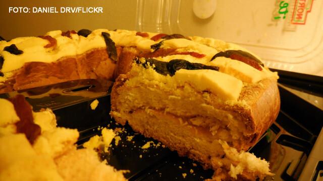 Roscas de Reyes, cozonac de Boboteaza