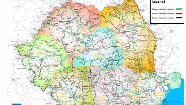 Autoritatile promit 250 km de autostrada in urmatorii doi ani. HARTILE oficiale cu traseul viitoarelor sosele din Romania - Imaginea 9