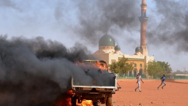 proteste Niamey