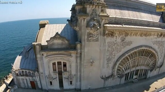 Cazinoul din Constanta GoPro