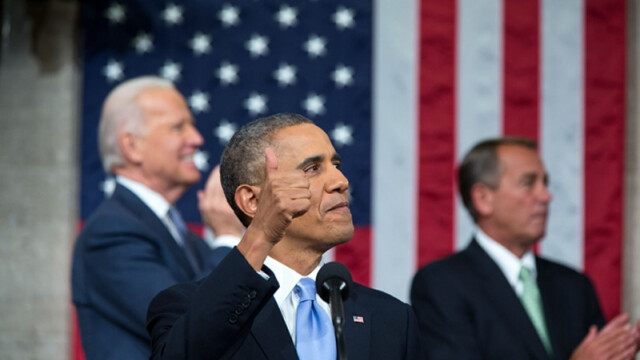 Discursul VIDEO integral al lui Barack Obama la Starea Natiunii: