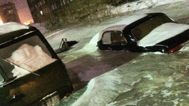Motivul pentru care un oras din Rusia a ajuns sub un metru de GHEATA. Autoritatile au incercat sa tina totul secret. VIDEO - Imaginea 1