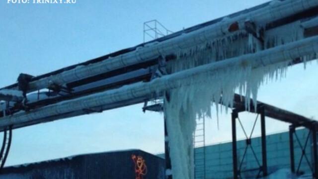Motivul pentru care un oras din Rusia a ajuns sub un metru de GHEATA. Autoritatile au incercat sa tina totul secret. VIDEO - Imaginea 3