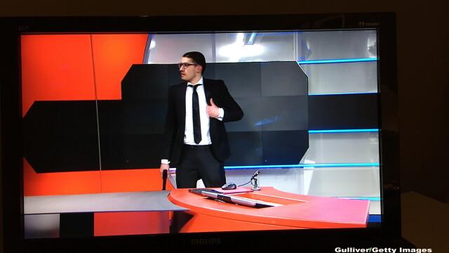 Atac la televiziunea olandeza NOS