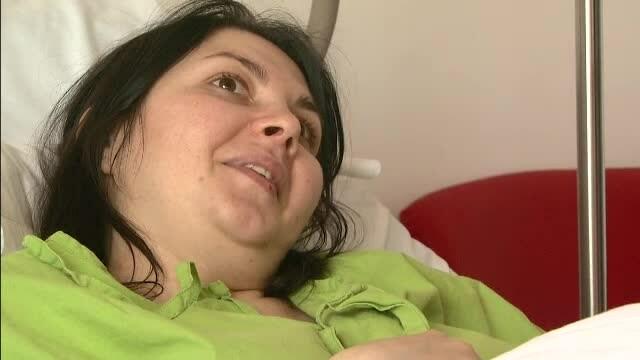 femeie insarcinata, cancer