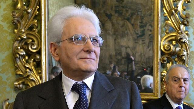 Presedintele Italiei, despre asasinarea fratelui sau de catre Mafie: \