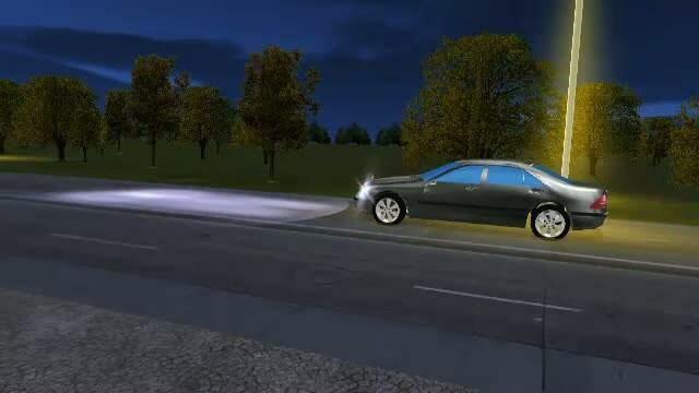 Animatie accident Bucuresti