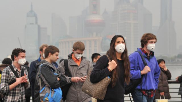 poluare China - Getty