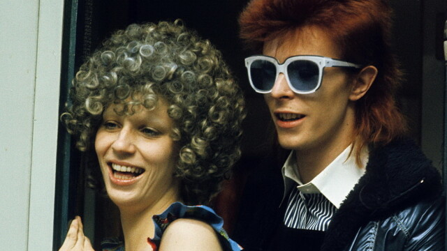 Prima sotie a lui David Bowie, concurenta in \